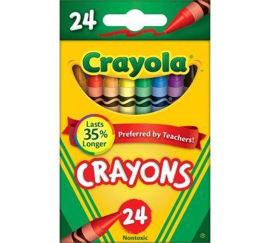 Crayola24ctCrayons