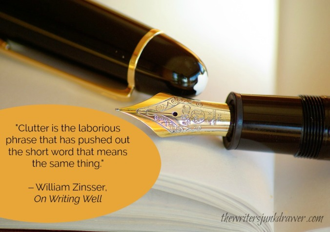 Zinsser quote