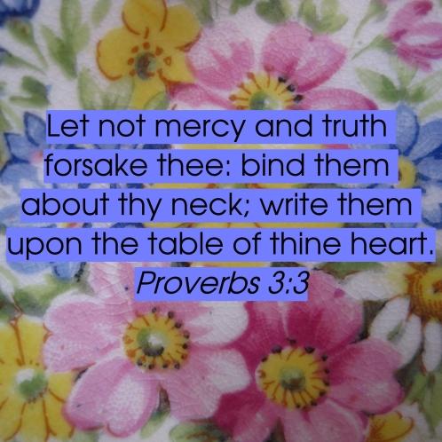 Proverbs 3-3
