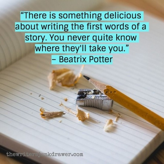 Beatrix Potter quote